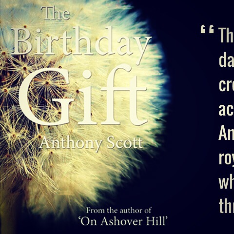 Books Monthly review 'The Birthday Gift!'